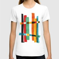 broken T-shirts featuring Broken Fences by Picomodi