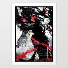 Nature & Spirit Art Print