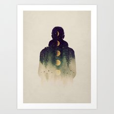 Night Air Art Print