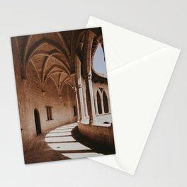 Palma de Mallorca castle | Fine Art Travel Photography Stationery Cards