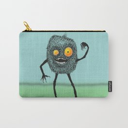 Hairy mean monster Carry-All Pouch