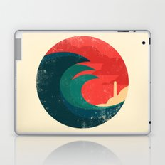The wild ocean Laptop & iPad Skin