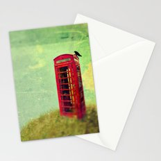 Phone Booth Stationery Cards