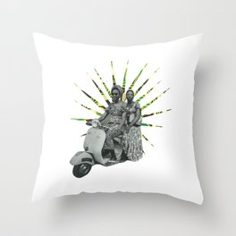 Sonne Throw Pillow