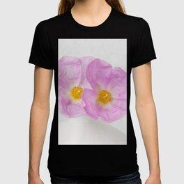 Purple Blooms 2 T-shirt