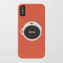 The Spaceman on Mars iPhone Case