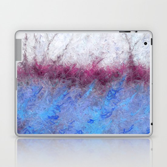 The Day's Deal With The Coming Night II Laptop & iPad Skin