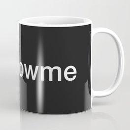 #TheFollowing Coffee Mug