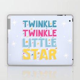 Twinkle Twinkle Little Star Laptop & iPad Skin