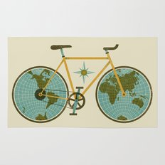Ride For The World Rug