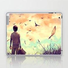 Enjoy the silence Laptop & iPad Skin