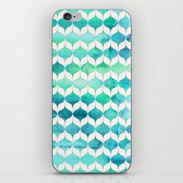 Ocean Rhythms and Mermaid's Tails iPhone Skin