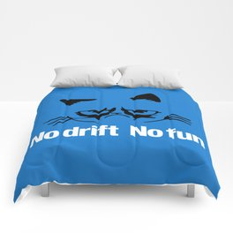 No drift No fun v6 HQvector Comforters