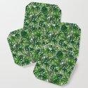 Exotic Palm Leaf Pattern by donnasiegrist