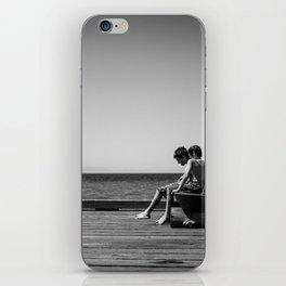 Mateship iPhone Skin
