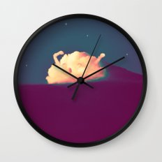 Bed Time #2 Wall Clock