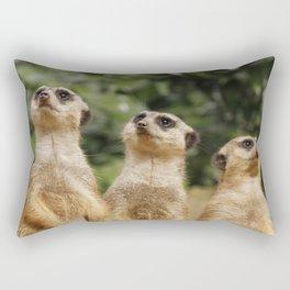 Meerkat_2015_0121 Rectangular Pillow