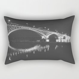 Peace, Bridges! Rectangular Pillow