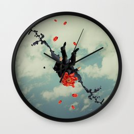 In Limbo Wall Clock