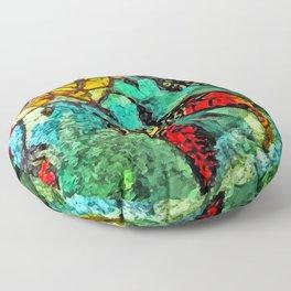 Dreamcatcher2 Floor Pillow