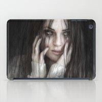 vampire iPad Cases featuring Vampire by Justin Gedak
