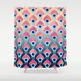 Feathered 1 Shower Curtain