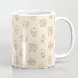 Little Monsters (ivory) Coffee Mug
