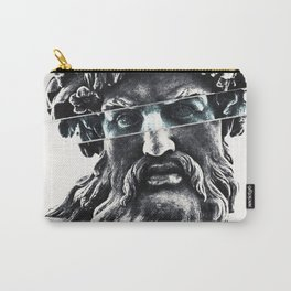 Zeus the king of gods Carry-All Pouch