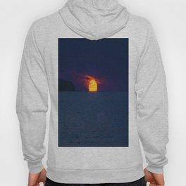 Moonlight on the Ocean Hoody