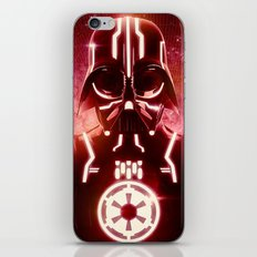 Tron Vader Red iPhone & iPod Skin