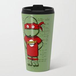 Turtle Sheldon Travel Mug