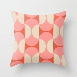 Capsule Modern Throw Pillow