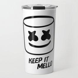 Marshmello - Keep it Mello Travel Mug
