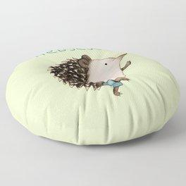 Hedgejog Floor Pillow
