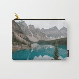 Moraine Lake, Banff National Park Carry-All Pouch