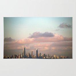 City over Sea Rug