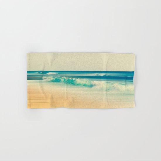 emerald surf Hand & Bath Towel