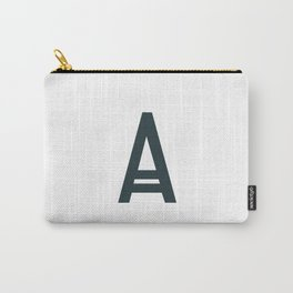 Art Deco Letters - A Carry-All Pouch