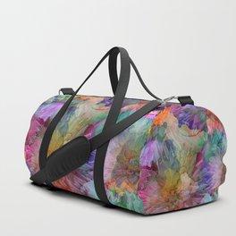 Dahlias Duffle Bag
