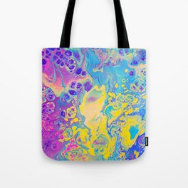 Unicorn Vibes Tote Bag
