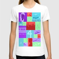 divergent T-shirts featuring Divergent Collage by Anthony M. Sennett