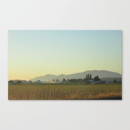 Back from Bellingham #2 Canvas Print