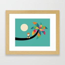 Amazing Vocation Framed Art Print