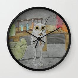 Key Keeper Wall Clock
