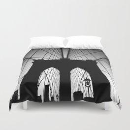 Brooklyn Bridge Duvet Cover