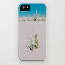 Sand Dune Grass iPhone Case