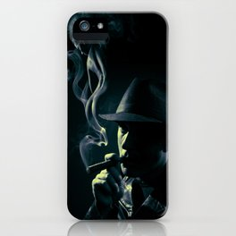 Untouchable iPhone Case