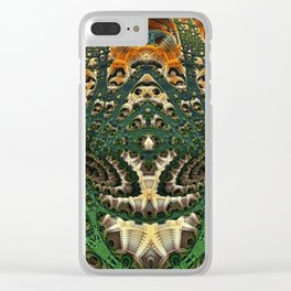 Blood Angel MR Clear iPhone Case