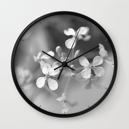 grayIII Wall Clock