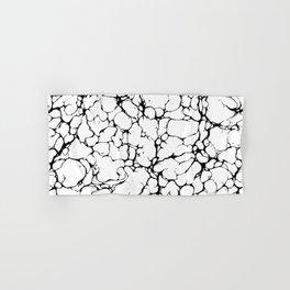 Marble veins Hand & Bath Towel